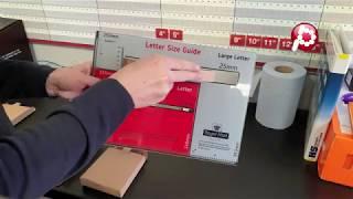 Packaids Postal Carton