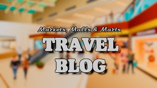 Markets, Malls and Marts Travel Blog: Street,  Clark