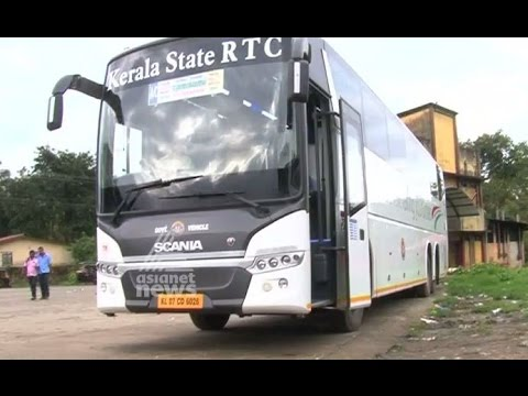 KSRTC's Scania buses: luxurious buses of Kerala
