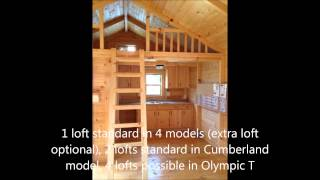 Amish Cabin Company- Quality Pre-built Cabins Delivered To You For Same Day Use