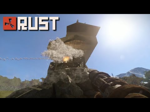 BLAST FROM THE PAST! | Rust 2015