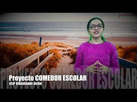 PROYECTO COMEDOR ESCOLAR - YouTube