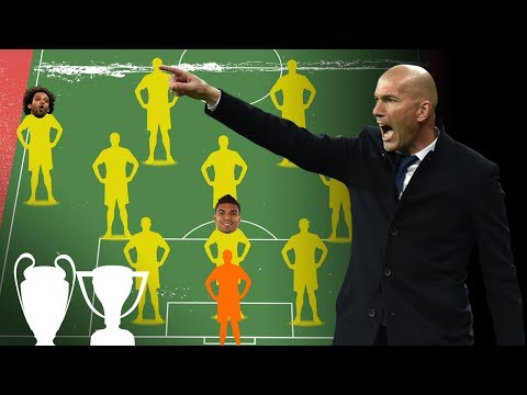 How Zidane's Tactics Proved The World Wrong   Copa90 & Top Eleven