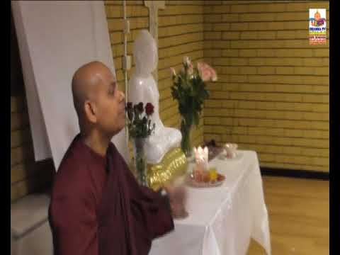 01 of 100 Dhamma & Meditation for Life & Wellbeing by Bhante Samitha 28 01 2018