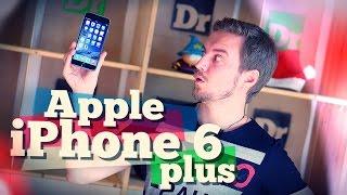 Полный обзор iPhone 6 Plus - Лопатка для штруделя