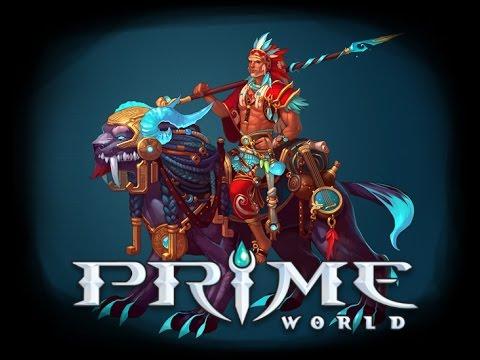 видео: prime world (Билд Егеря до 15 уровня)