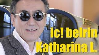 ic! berlin Katharina L. スタイリッシュなラウンド型サングラス!!