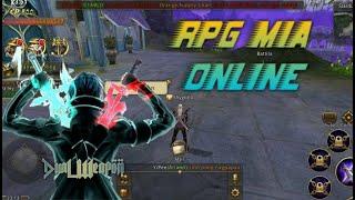 MIA online #Game RPG grafik keren