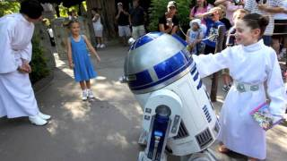 Discount Disney Vacations for Star Wars Weekends