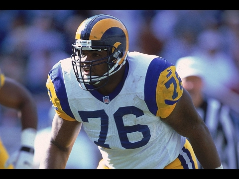 After Hours with Amy Lawrence - Orlando Pace