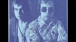 Elton John - Holiday Inn (1971) With Lyrics!