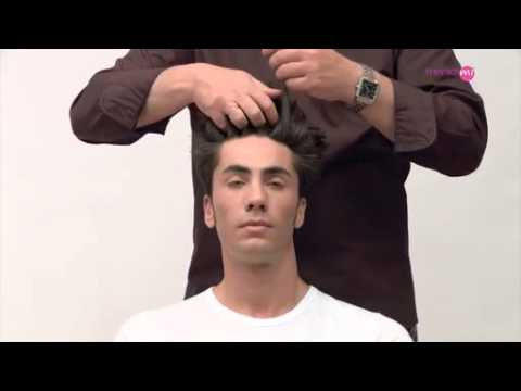 Aplicacion peinados hombre