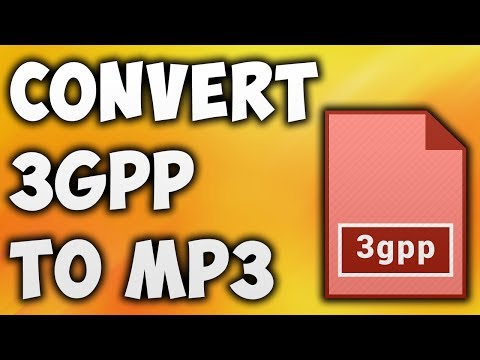 How To Convert 3GPP TO MP3 Online - Best 3GPP TO MP3 Converter [BEGINNER'S TUTORIAL]