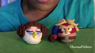 Angry Birds Sculpey Clay Figures