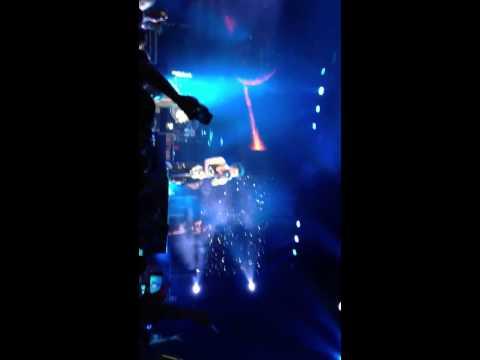 Reece Mastin Live in Canberra Stars