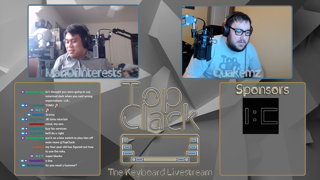 Top Clack 4/19/18