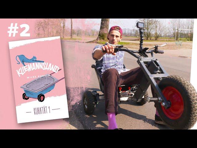 Die verrücktesten Fahrzeuge Teil 4.2 | Kliemannsland-Karren-Quartett