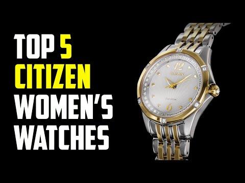 Top 5 Best Citizen Watches For Women | Citizen Watch For Women