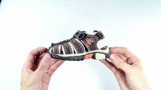 1bafd85817094 Detské sandále S606 /2108000 /