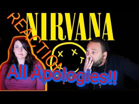 Nirvana - All Apologies Reaction!!