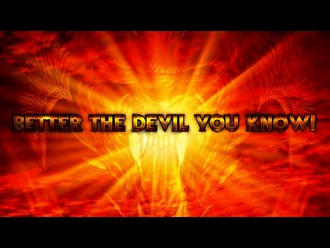 Satan/Saturn = Sun-Worship! (Better the Devil You Know!)