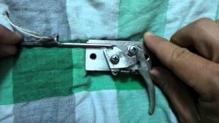 Repeat youtube video Speargun Trigger Thailand 3 ปืนยิงปลา
