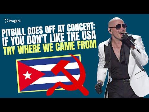 ENOUGH IS ENOUGH: Pitbull Slams America Haters