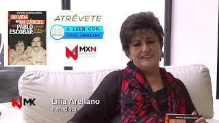 Mi Vida Y Mi Cárcel Con Pablo Escobar De Victoria Eugenia Henao Atrévete A Leer Con Lilia Arellano Youtube