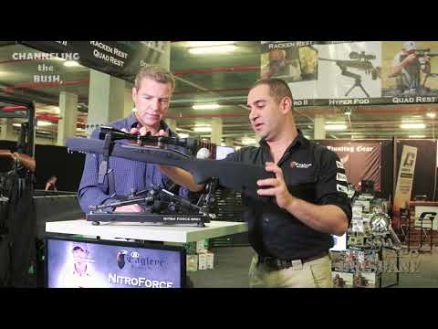 Eagleye Hunting Gear - Rifle Rests For Your 4WD, Quad Bike, ATV Plus More!