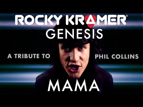 Genesis - Mama COVER (A Tribute to Phil Collins by Rocky Kramer)