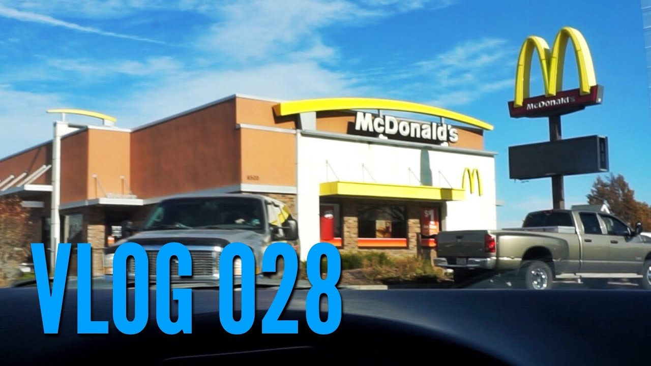 Review Of Mcdonald S Mobile Curbside Pickup Vlog 028