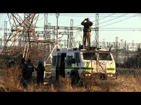 south africa cops