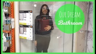 Our Dream Bathroom | Zen Chini Vlogs