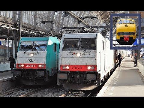 InterCity Direct vertrekt van station Amsterdam Centraal!