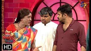 Chalaki Chanti&Sunami Sudhakar Performance | Jabardasth | 11th April 2019  | ETV Telugu thumbnail