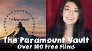 FREE Movies: Paramount Vault | Raluca Talks TV