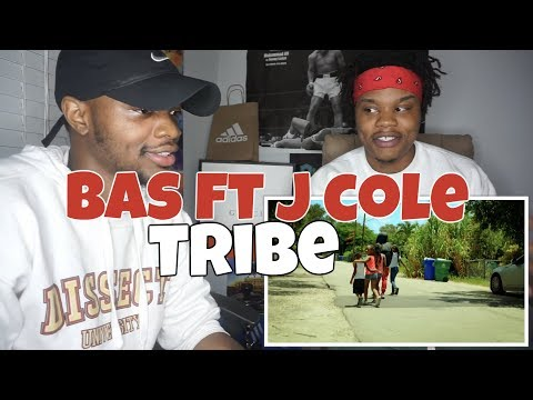 Bas  Tribe with JCole  REACTION