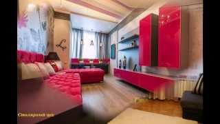 мебель для гостиной с фурнитурой BLUM Tip-on на заказ в Харькове(, 2013-10-16T19:24:00.000Z)
