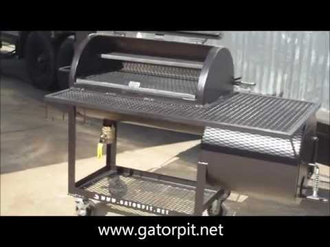 Backyard Classic by Gator Pit of Texas BBQ Pits