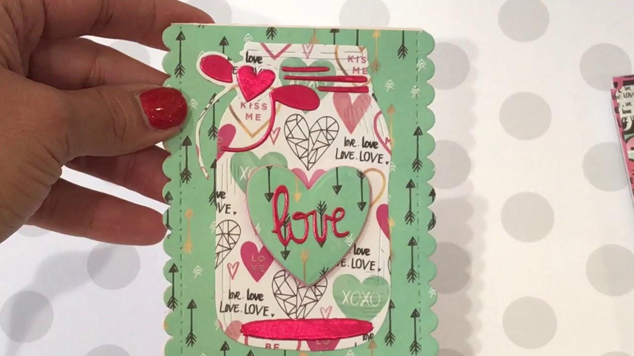 Hobby Lobby Haul! New Valentineu0027s Day Paper!!😍