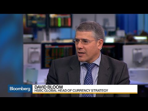 HSBC's Bloom Likes Aussie Dollar, Kiwi