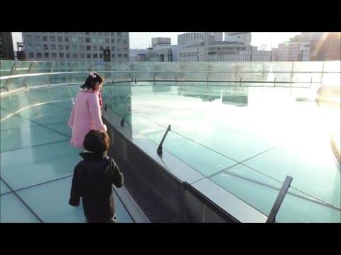 ★Oasis 21&Tomica shop★オアシス21でお散歩&トミカショップ★