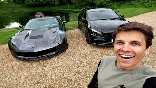 I NOW OWN TWO INSANE CARS!!