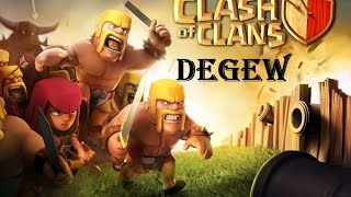 Clash of Clans - NEW UPDATE (Dragons make in 6 min and Barbarian in 4 sec)