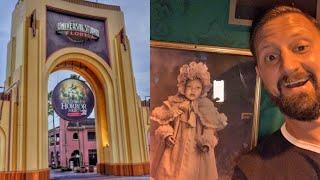 Universal Studios HHN Tribute Store Opens! | Detailed Tour Of Merch, Memorabilia & Spooky Snacks!