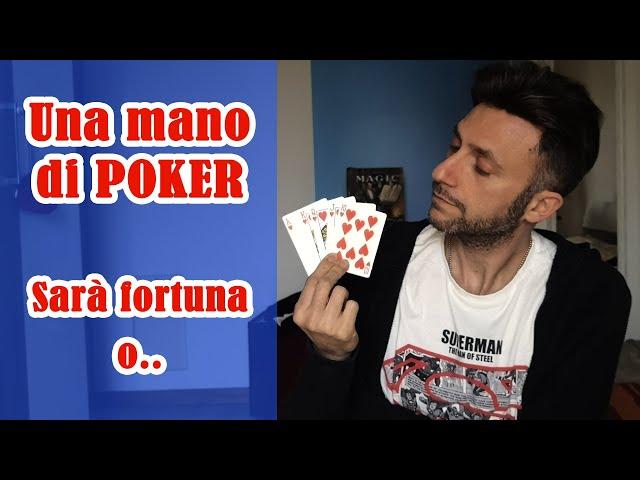 Perpetual Motion Poker Deal di Bruce Cervon