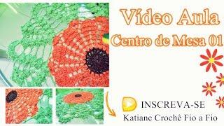 Vídeo Aula Centro de Mesa - 01