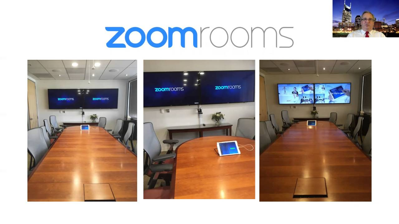 Zoom Room Overview - YouTube