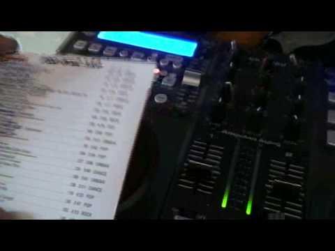 MASTERMIX PRO DISC 110 AUGUST 2009