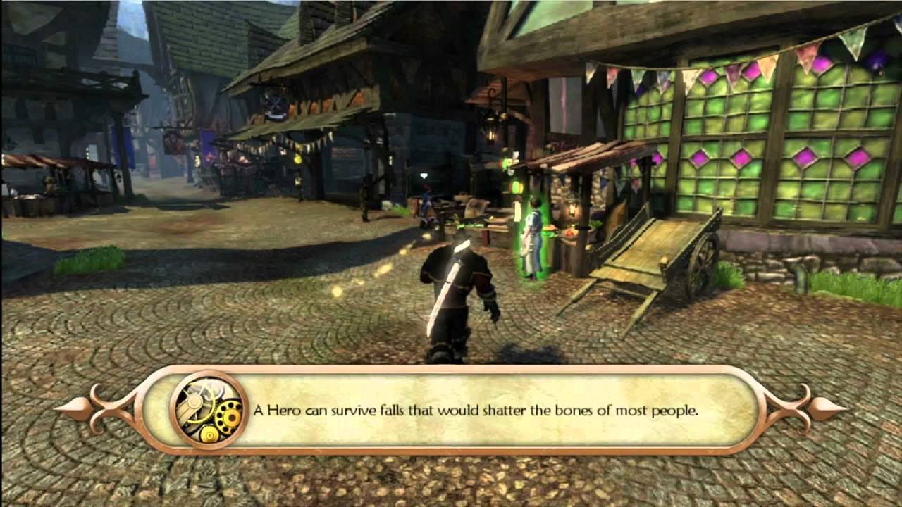 fable 2 how to get money fast